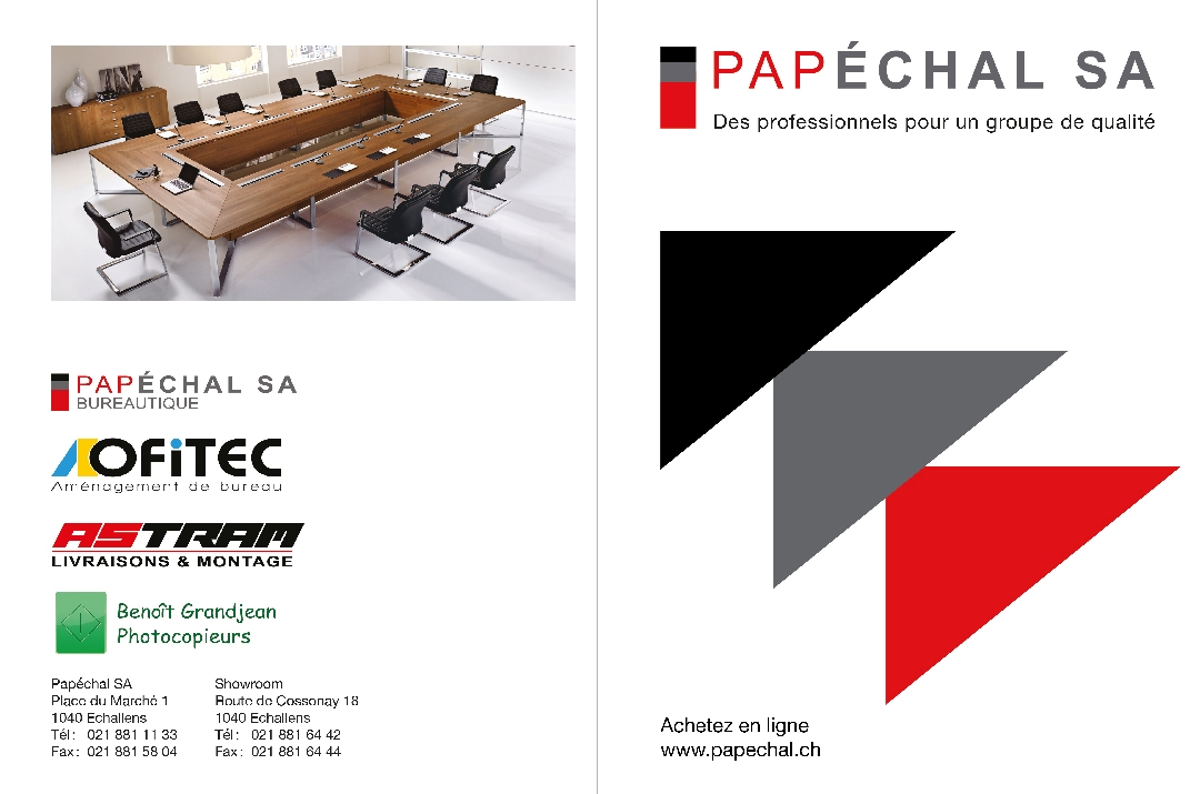 Papechal groupe - EASY Pro Accueil