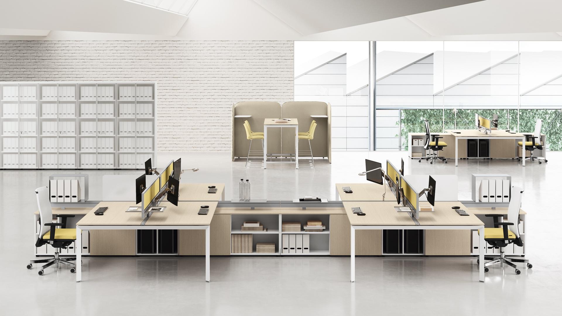 easy pro accueil - Papechal mobilier de bureau