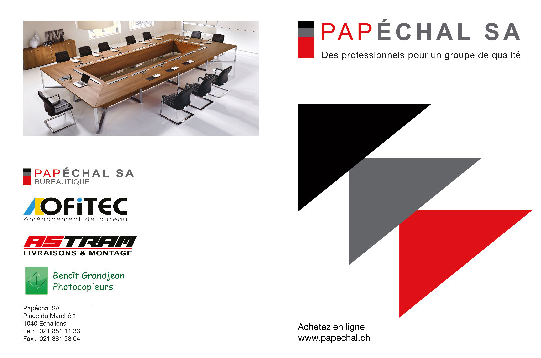 Papechal groupe - MACHINES