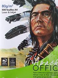 apache - Papier