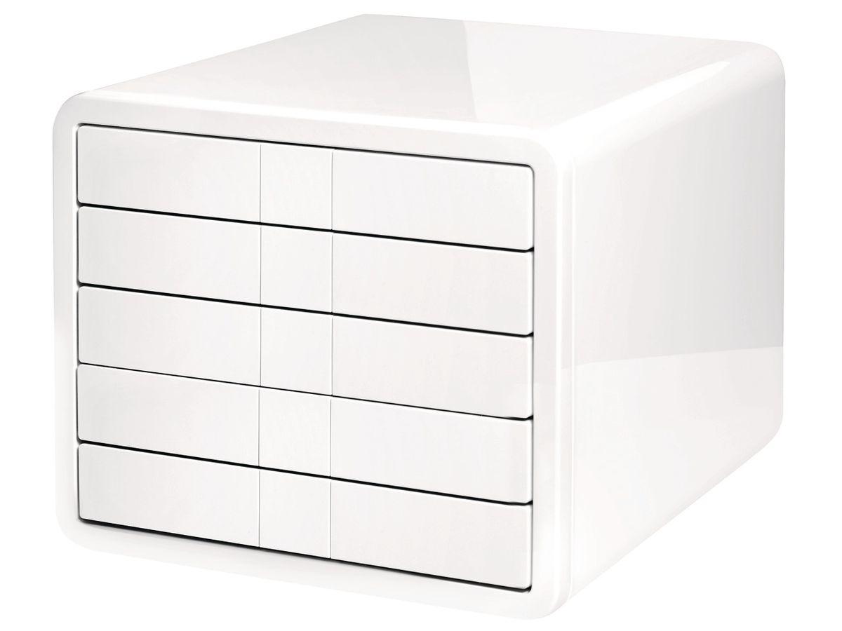 photo 2 Element de tiroir blanc ou noir - Papechal mobilier de bureau